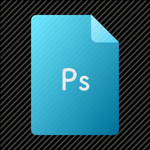 Doc, Document, File, Photoshop Icon