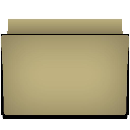 Photoshop Folder Icon Template
