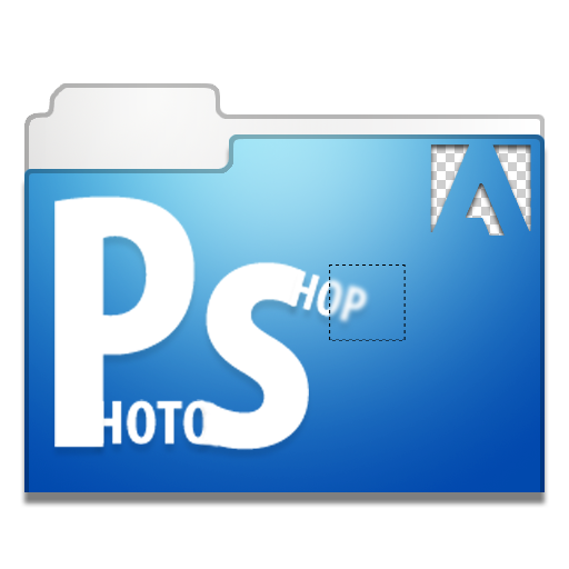Photoshop In Axipix Preview Of The Folder Icon