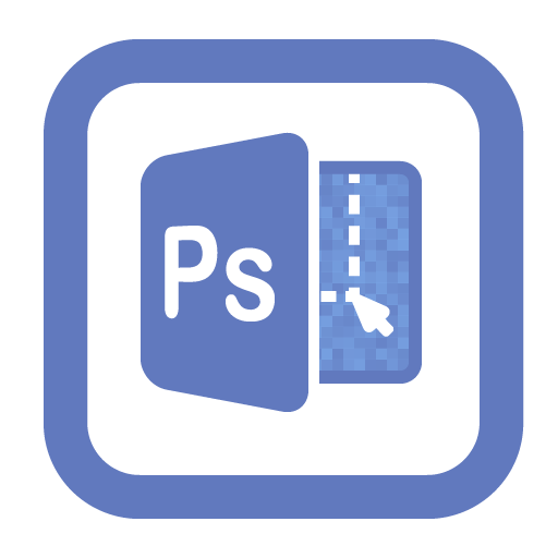 Outline, Photoshop Icon