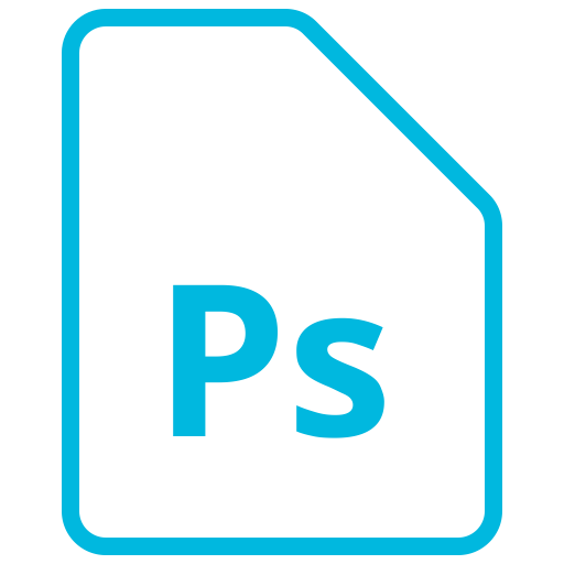 Adobe Outline Icon