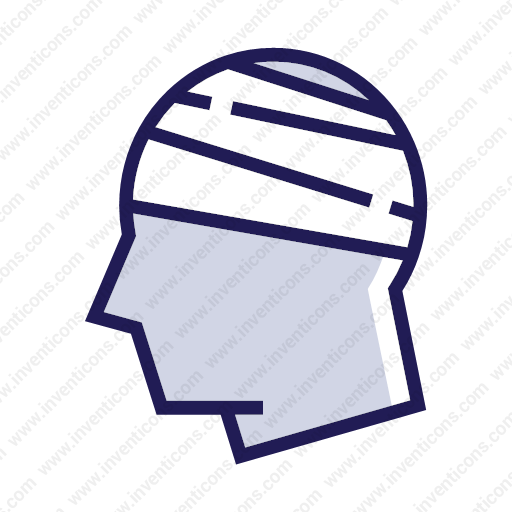 Download Physical Injury,bandage,injured Icon Inventicons