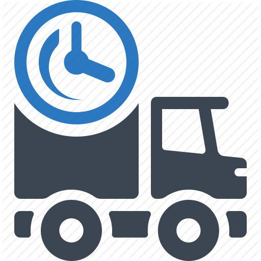 Delivery, Pickup, Shipping Icon