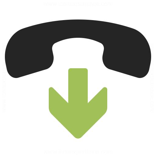 Phone Hang Up Icon Iconexperience