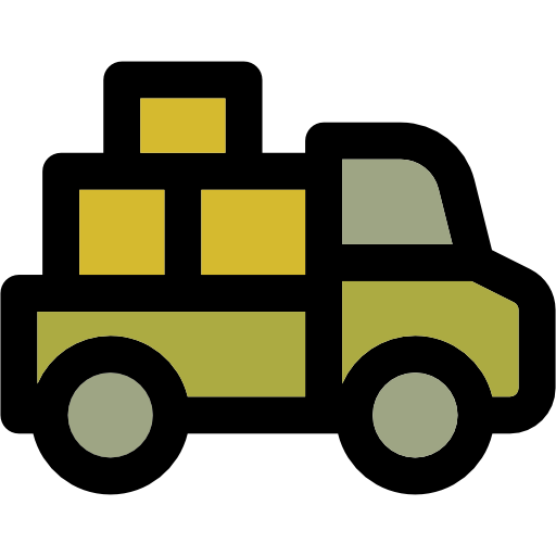 Pickup Truck Icons Free Download