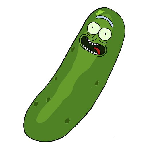 Pickle Ricks! Team Fortress Sprays