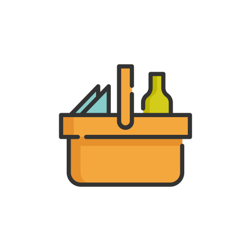 Resource, Picnic, Umbrella Icon With Png And Vector Format