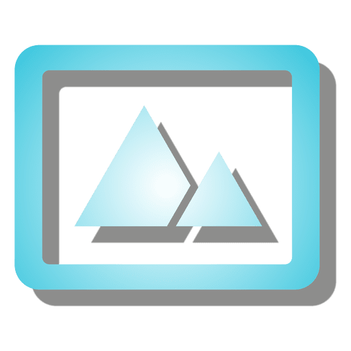 Photo Frame Icon