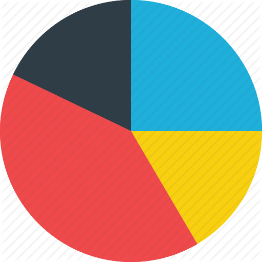 Business Chart, Chart, Circle Chart, Design, Pie Chart Icon Icon