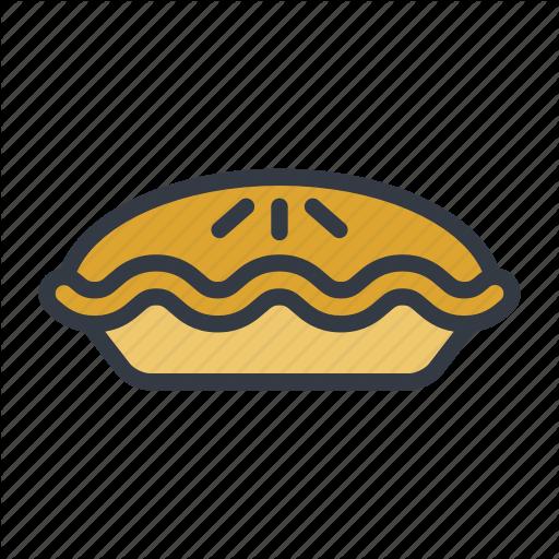 Apple Pie, Bakery, Baking, Dessert, Food, Pastry, Pie Icon