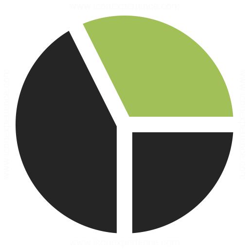 Chart Pie Icon Iconexperience