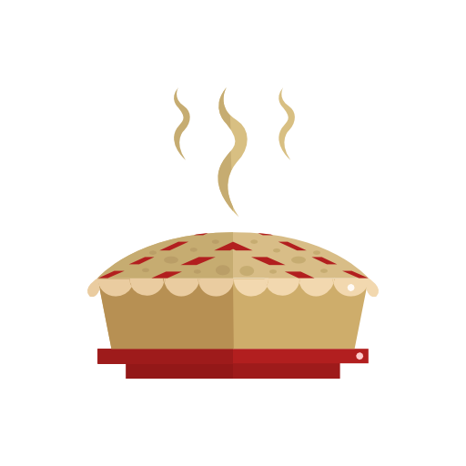 Pie, Christmas Icon Free Of Christmas Icons In Flat