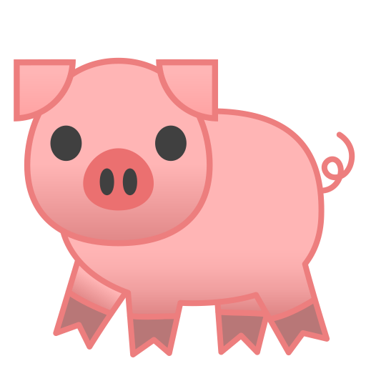 Pig Icon Noto Emoji Animals Nature Iconset Google
