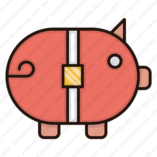 Download Piggy,bank,finance,business Icon Inventicons