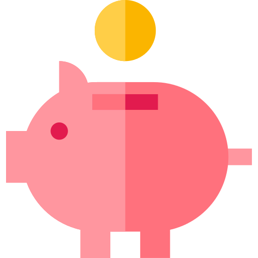 Piggy Bank Png Icon