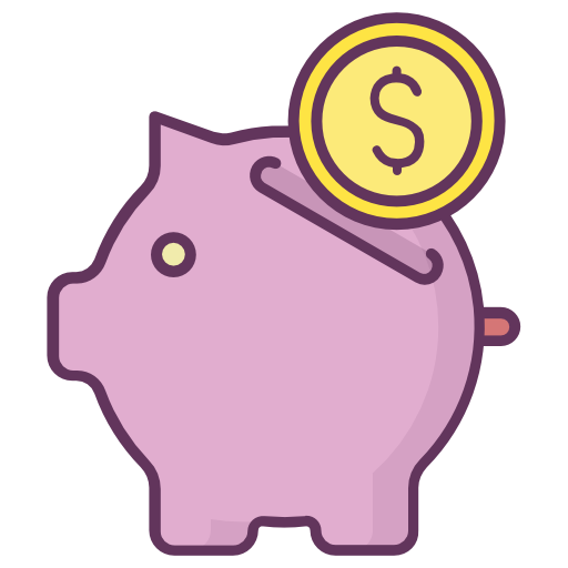 Payment, Piggy Bank Icon Free Of Shop