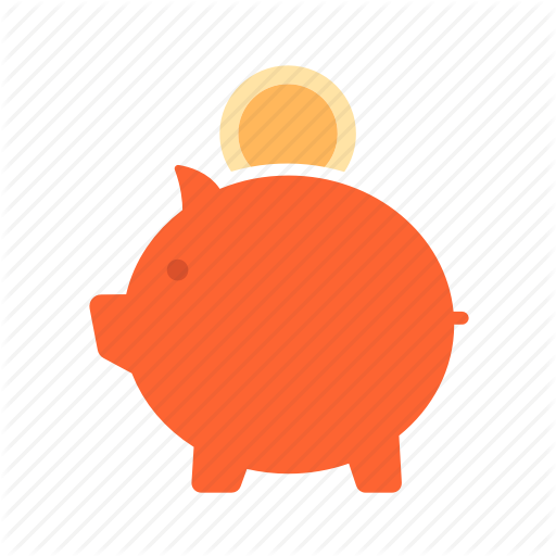 Bank, Financial, Money, Money Saving, Pig, Piggy, Piggy Bank Icon