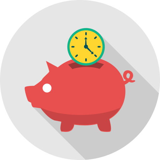 Piggy Bank Icon Png And Vector For Free Download