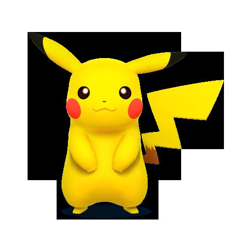 Pikachu Transparent Clipart