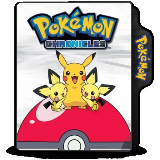 Pokemon Chronicles Folder Icon