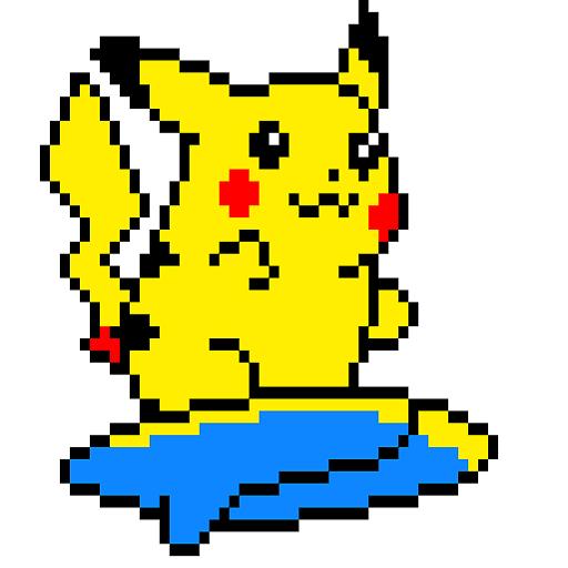 Surfing Pikachu Apk