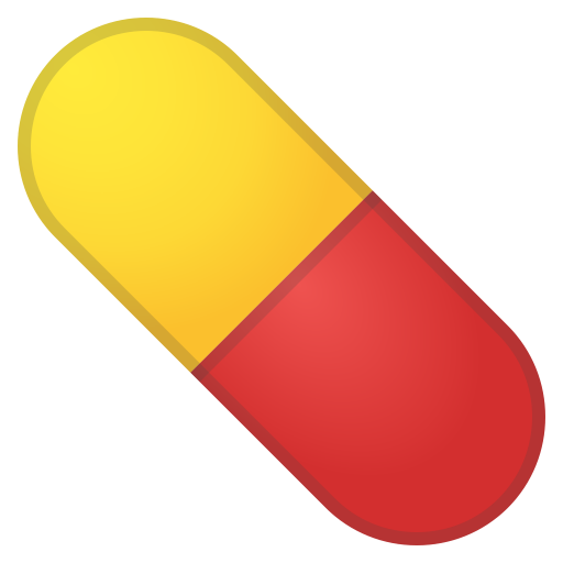 Pill Icon Noto Emoji Objects Iconset Google