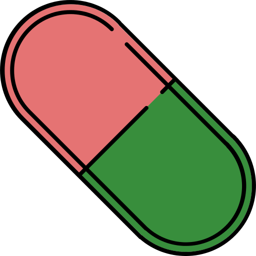 Pill Healthcare And Medical Png Icon
