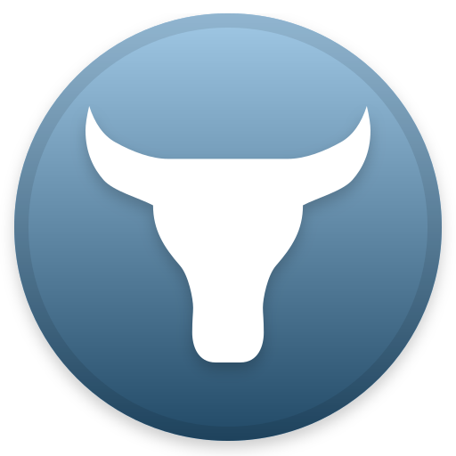 Ox Fina Icon Cryptocurrency Iconset Christopher Downer