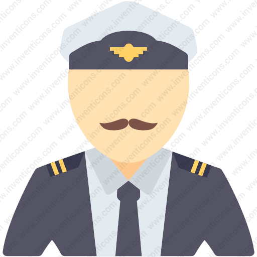 Download Aircraft,airplane,pilot,flight,aviation Icon Inventicons