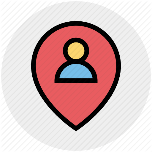 Location, Man, Man Location, Map Pin, Person Location, Pin, User Icon