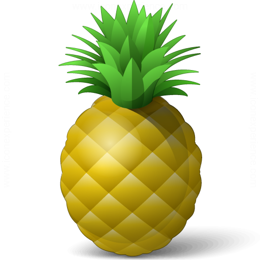 Iconexperience V Collection Pineapple Icon