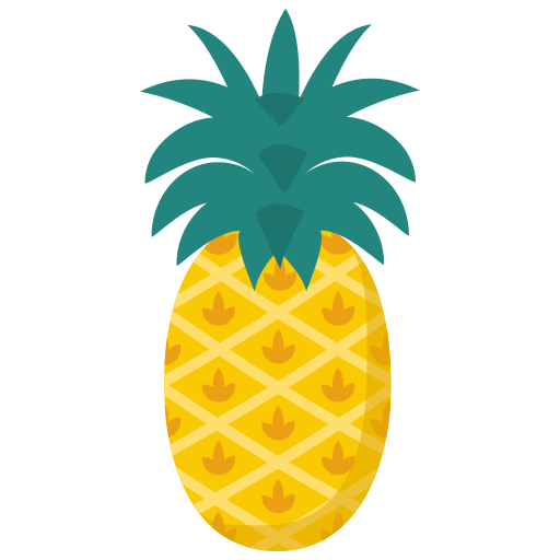 Pineapple Icon Free Of Summer Icons