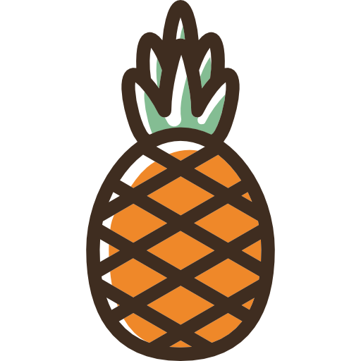 Pineapple Icons Free Download