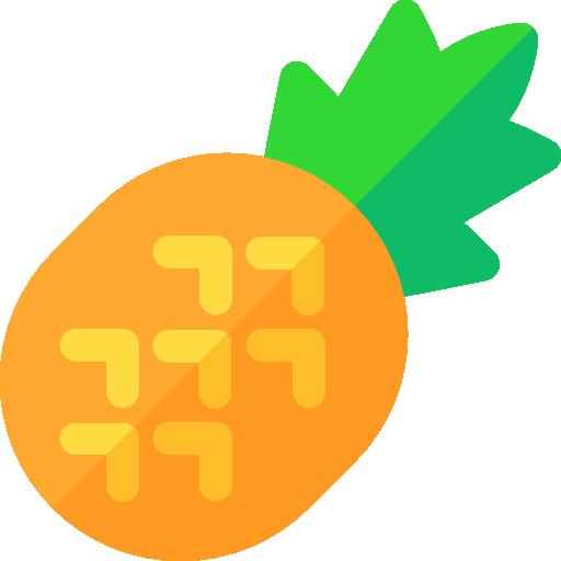 Pineapple Icon Thailand Freepik