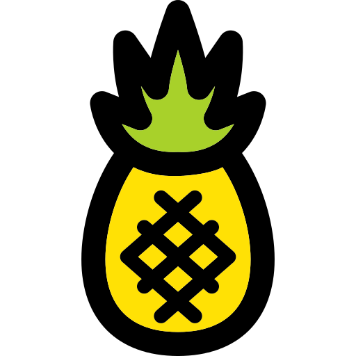Pineapple Png Icon