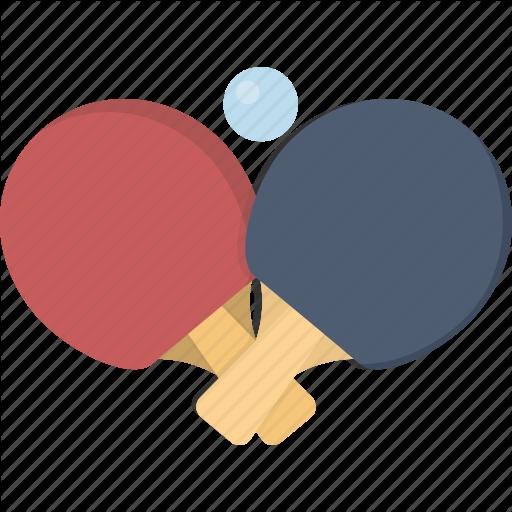 Ball, Paddle, Paddles, Ping, Ping Pong, Pong Icon