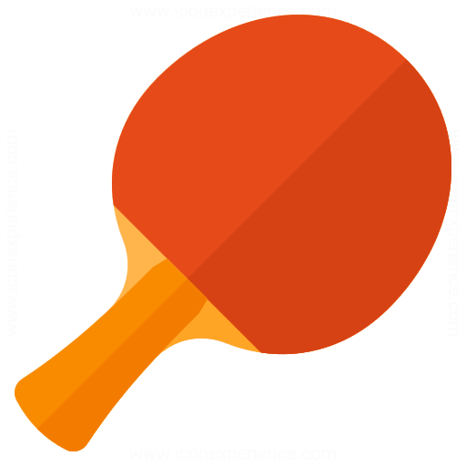 Iconexperience G Collection Table Tennis Racket Icon
