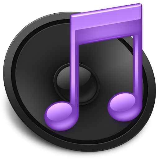 Itunes Purple S Icon