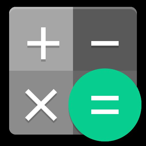 Accessories Calculator Icon Papirus Apps Iconset Papirus
