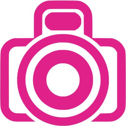 Barbie Pink Camera Icon