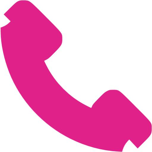 Pink Phone Icon Images