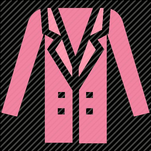 Clothes, Coat, Jacket, Long Coat, Man, Winter Wear, Woman Icon