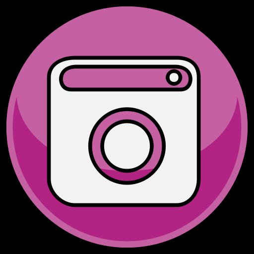 Media, Social, Instagram Icon