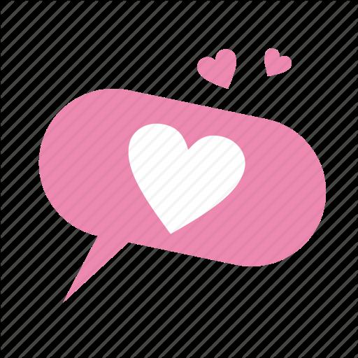 Communication, Dialog, Heart, Love, Message, Valentine