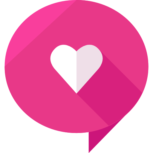 Heart, Chat, Messages, Speech Bubble, Romantic, Valentines Day