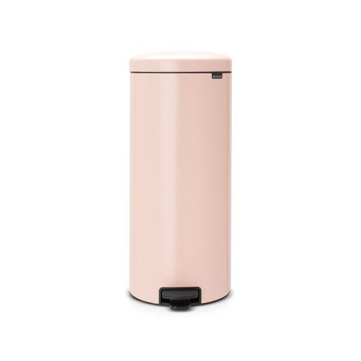Brabantia Newicon Litre Clay Pink Pedal Bin Kitchen Office