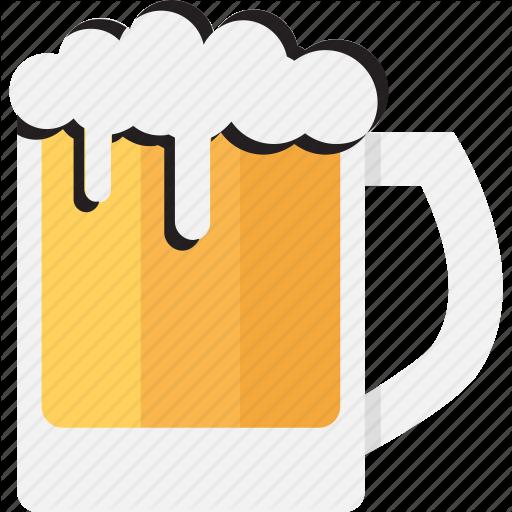 Beer, Beer Mug, Beer Pint, Beer Stein, Pint Glass Icon