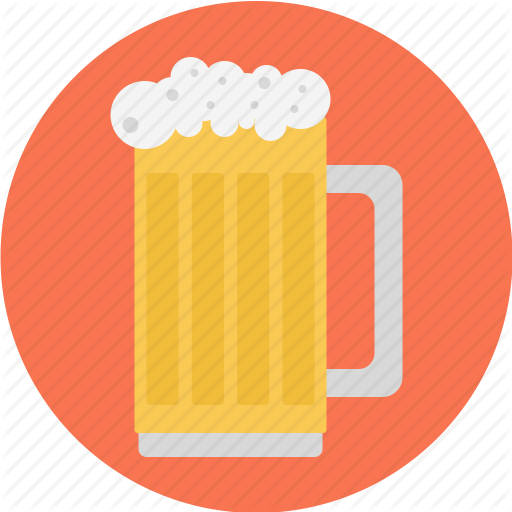 Beer, Beer Pint, Big Beer Glass, Glass, Pint Icon