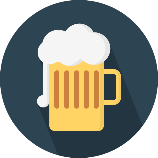 Pint Of Beer Png Icon