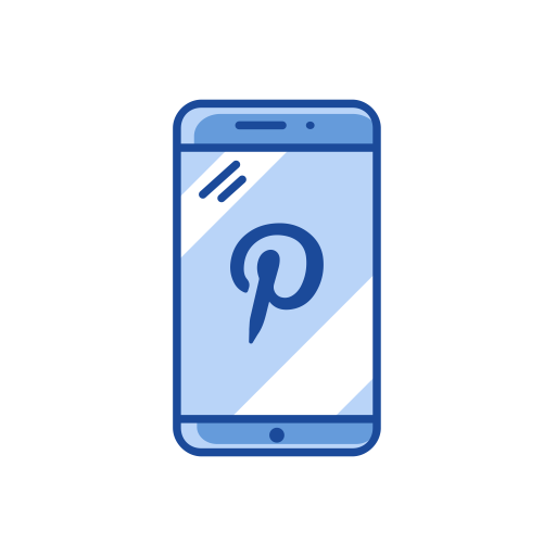 Mobile, Phone, Logo Icon